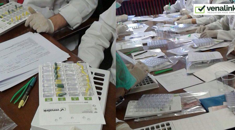 Procedimiento Normalizado de Trabajo (PNT) sobre SPD Venalink | Granada 00
